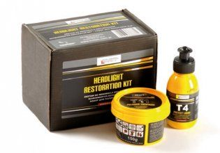 HEADLIGHT RESTORATION KIT